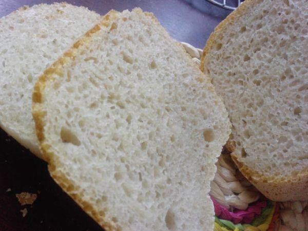 Domáci chlieb z pekárne |