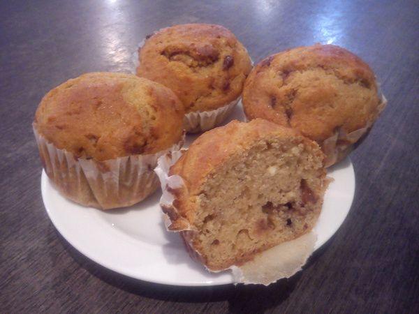 Tvarohové muffiny |