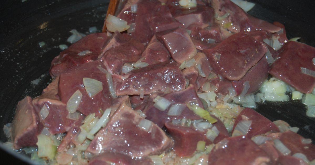 Bravčová pečienka so smotanovou omáčkou, fotogaléria ...