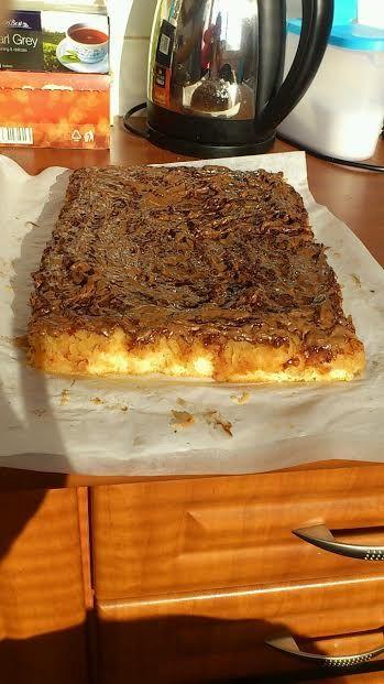 Obrátený jablkový koláč  ab957afd276