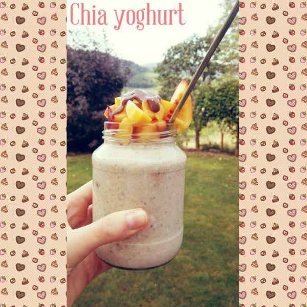 Chia jogurt |