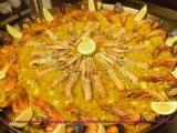 Autentické recept na Fideuà paella z Valencia (Španielsko)