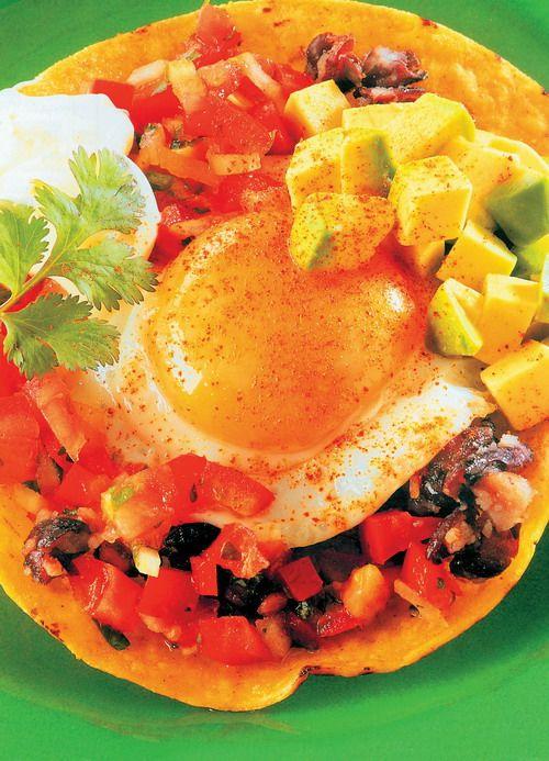 Vajcia na mexický spôsob |