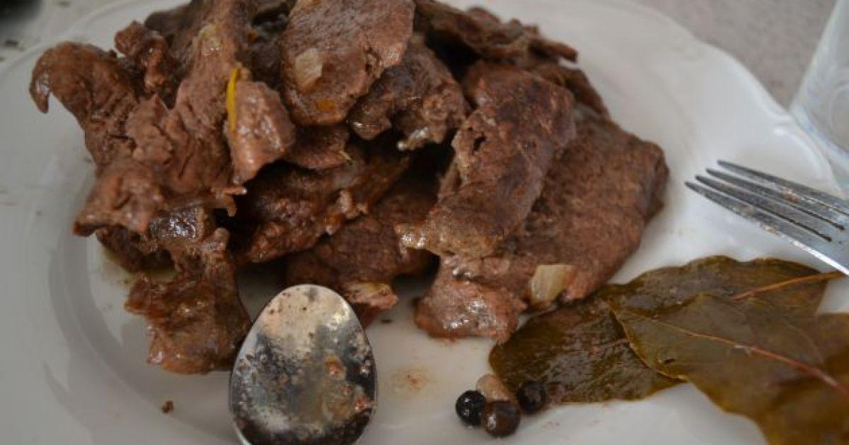 Sviečková na smotane zo srnčieho mäsa, fotogaléria 10 ...