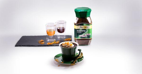 Voňavá káva s Kahluou |