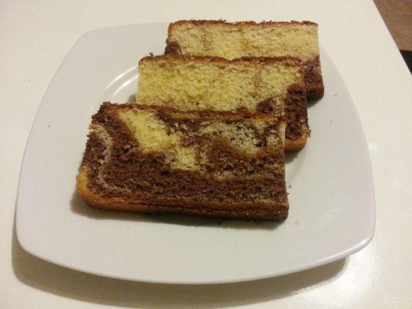 Mramorový koláč |