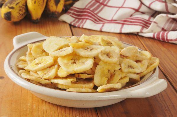 Sušené banány |