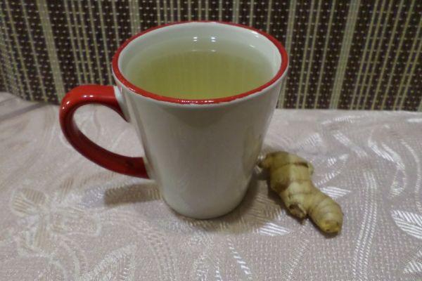 Zázvorový čaj |