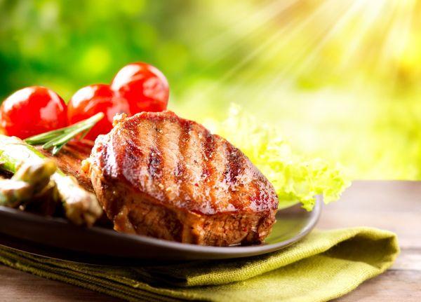 Steak na grile |
