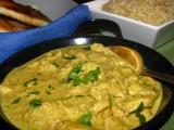 Indická kuchyňa  kuracia korma