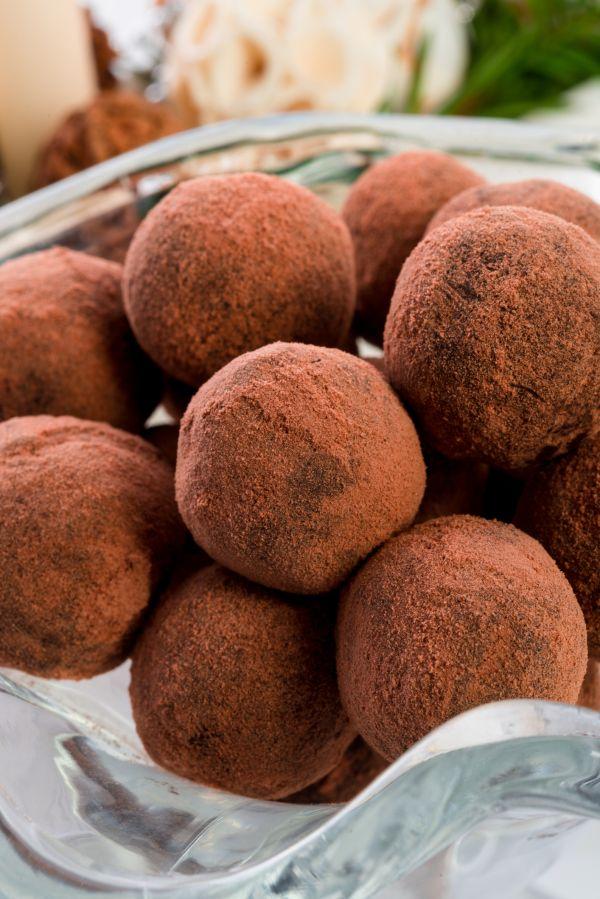 Marcipánové bonbóny zo zemiakov |