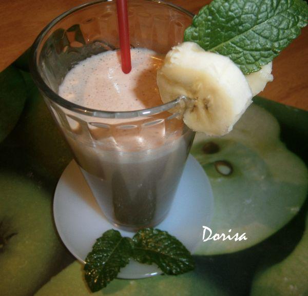 Banánové smoothie s Nutridrinkom |