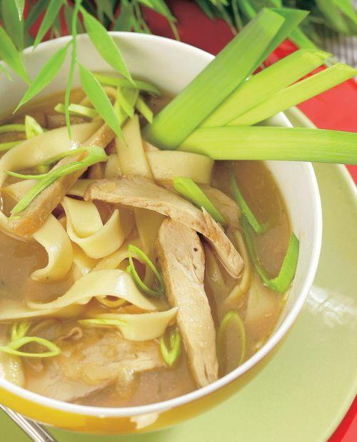 Pikantná čínska polievka |
