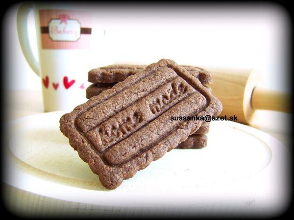 Domáce KOKA keksy |