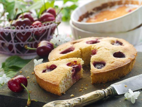 Tekvicový koláč s ovocím |
