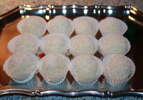 Kokosové guľky |