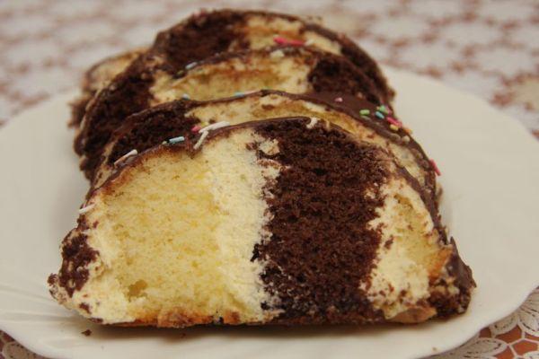 Metrový koláč |