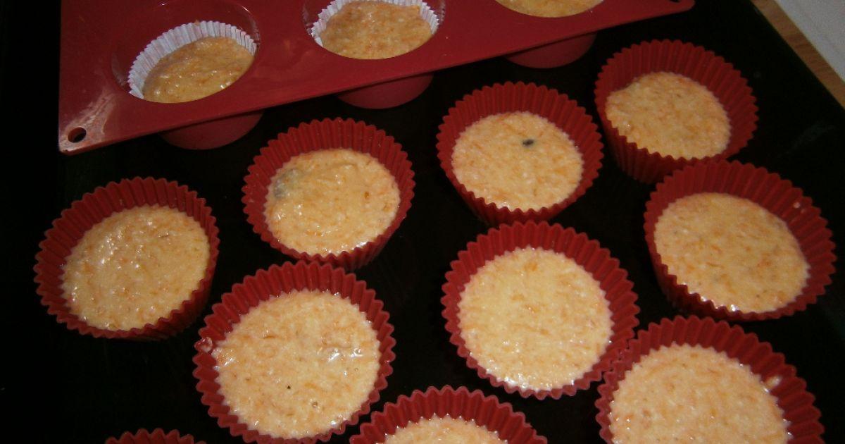 Mrkvové cupcakes, fotogaléria 9 / 13.