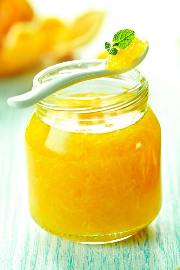 Mandarínkový džem |
