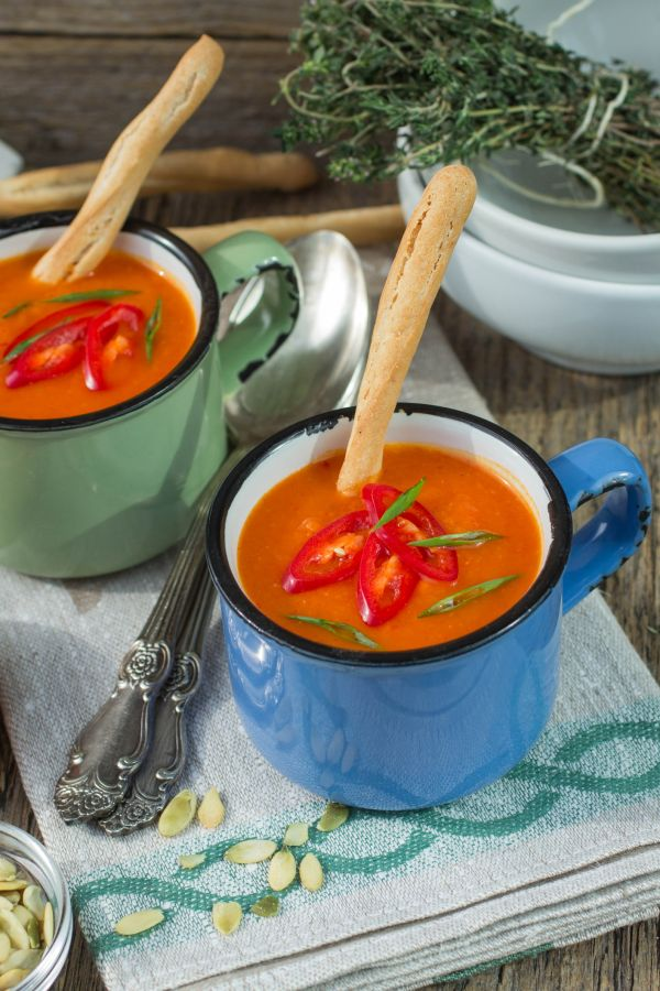Papriková polievka |