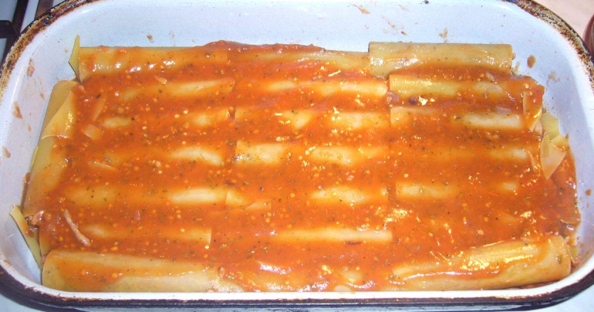 Plnené cannelloni, fotogaléria 5 / 7.