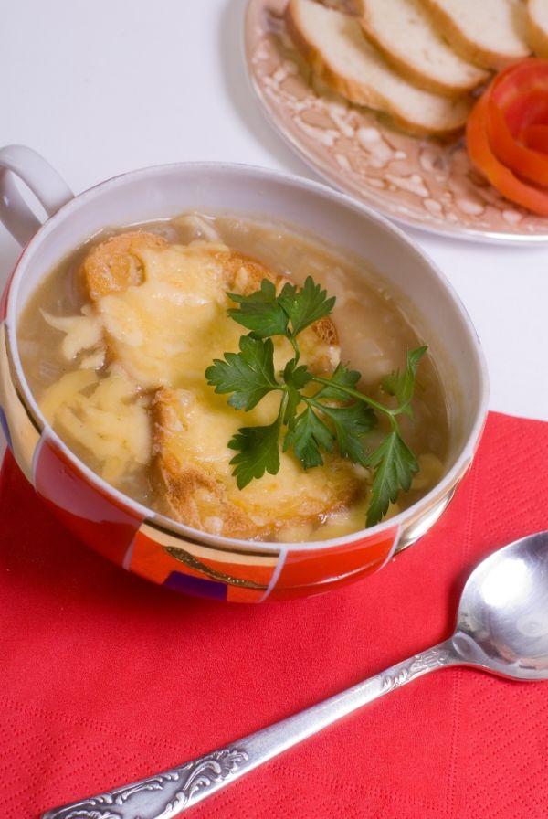 Rýchla syrová polievka |