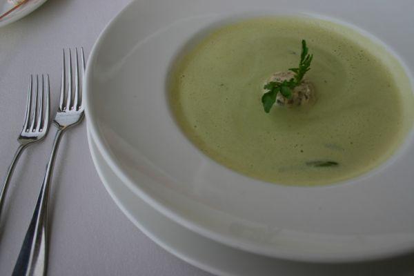 Brokolicová polievka so syrom |