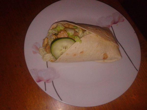 Plnené tortily |