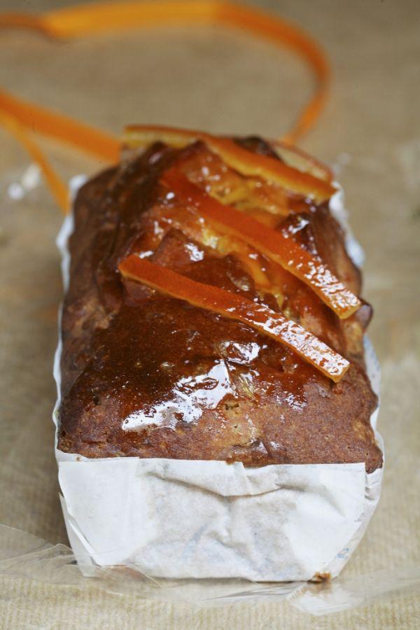 Pomarančový chlebík |