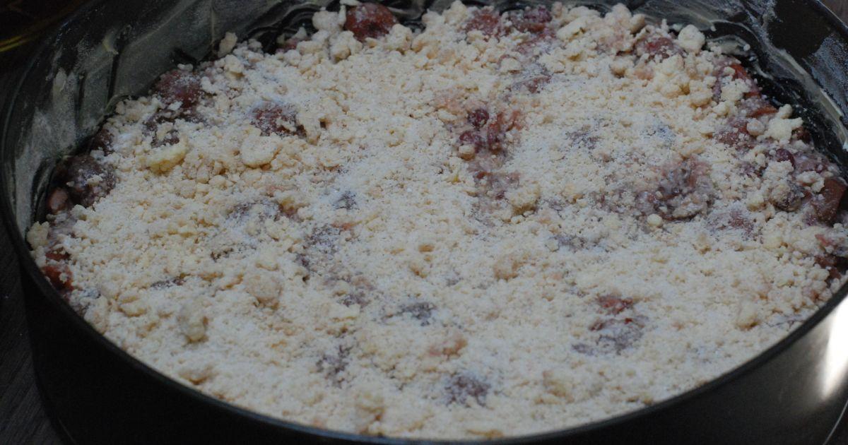 Letný koláč s vločkami a chia semienkami, fotogaléria 9 ...