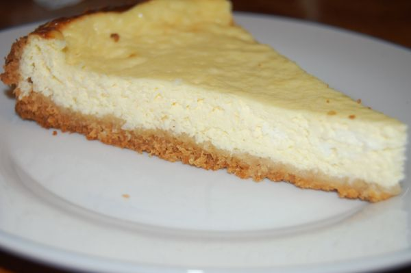 Kokosový cheesecake  