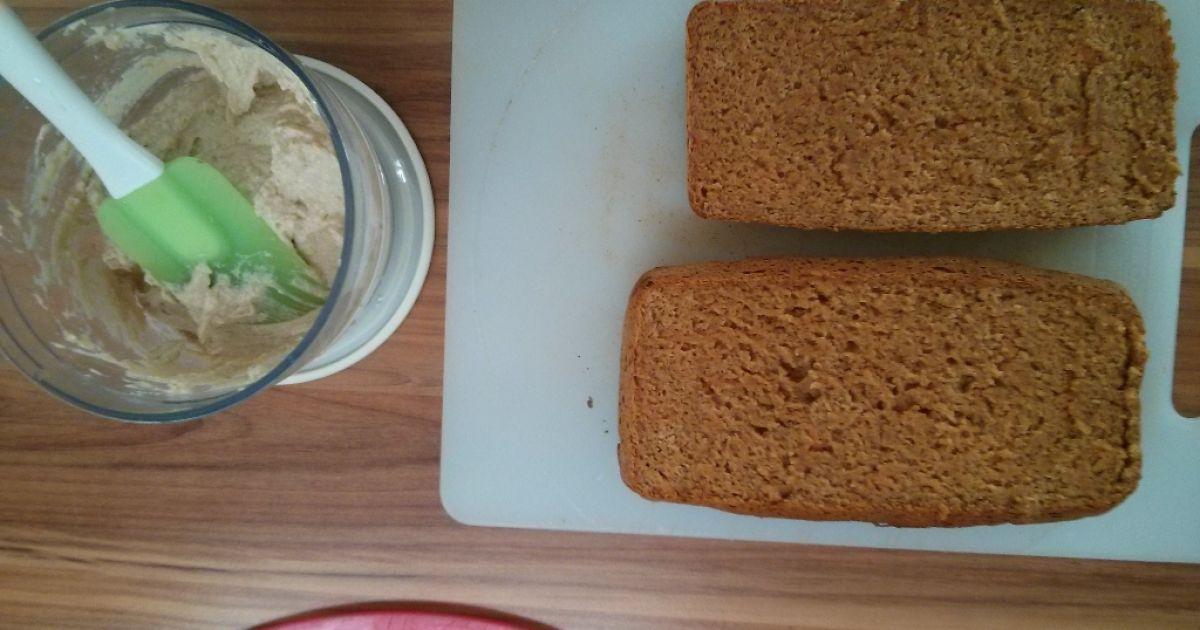Mrkvová torta bez vajec s tofu krémom, fotogaléria 9 / 10.