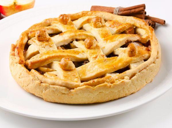 Anglický jablkový koláč |