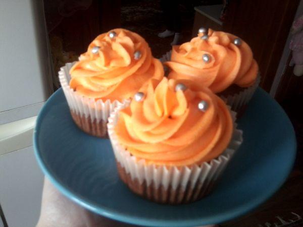 Cupcakes-mini tortičky |