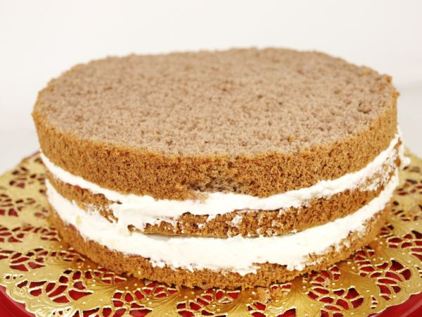 Koňaková torta |