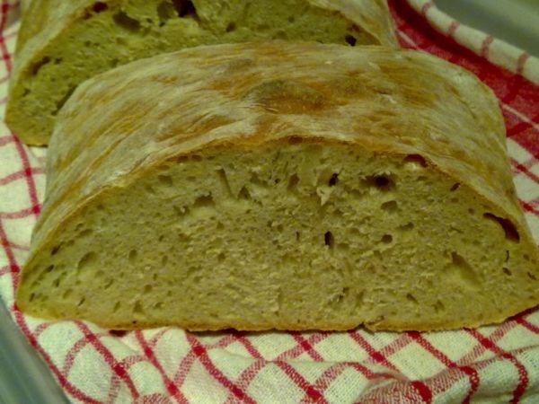 Jednoduchý Domáci chlieb |