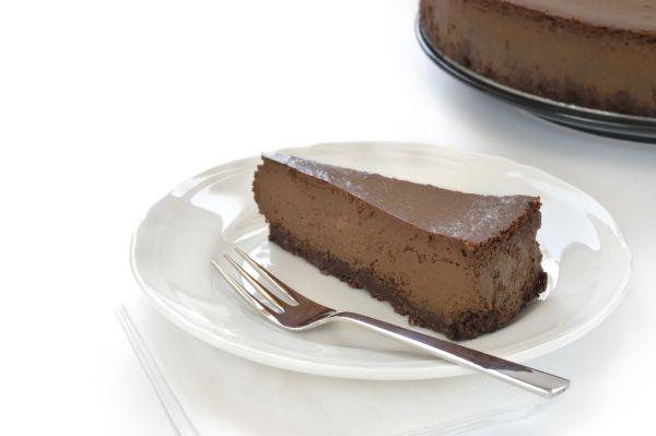 Čokoládový cheesecake |