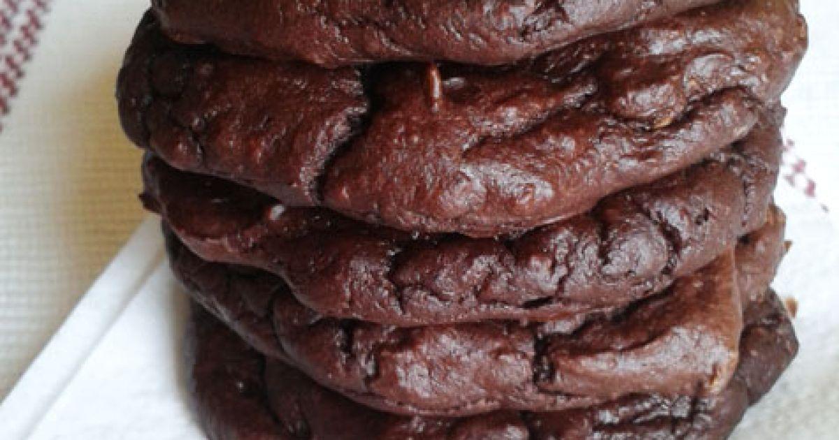 Avokádovo čokoládové fitness koláčiky, fotogaléria 2 / 2.