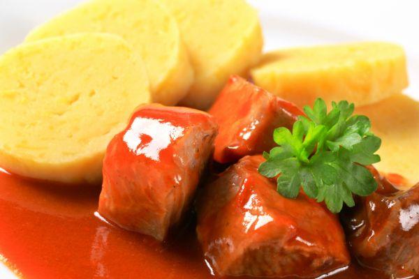 Jahňacie mäso na paprike |