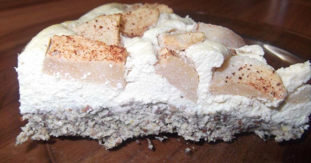 Bezlepkový tofu cheesecake, fotogaléria 1 / 9.