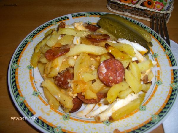 Francúzske zemiaky |
