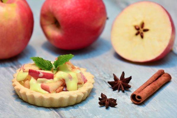 Škoricovo-jablkové tartaletky |