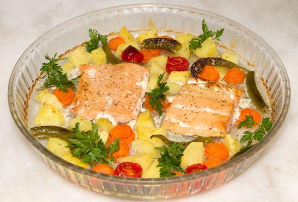 Ryba na zemiakoch |