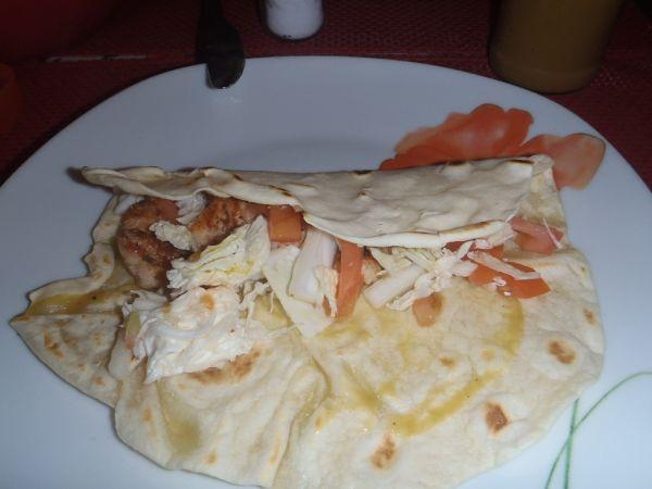 Domáce tortily |