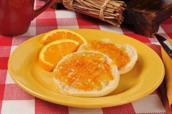 Pomarančová marmeláda |