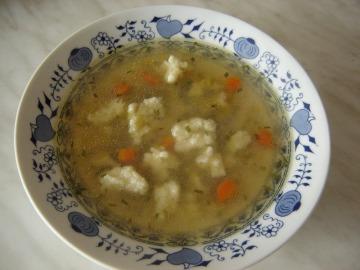 Polévka-vývar  Recepty na každý den