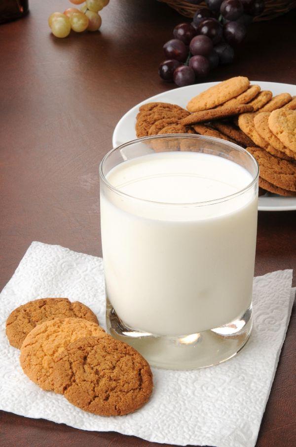 Zázvorové mlieko |