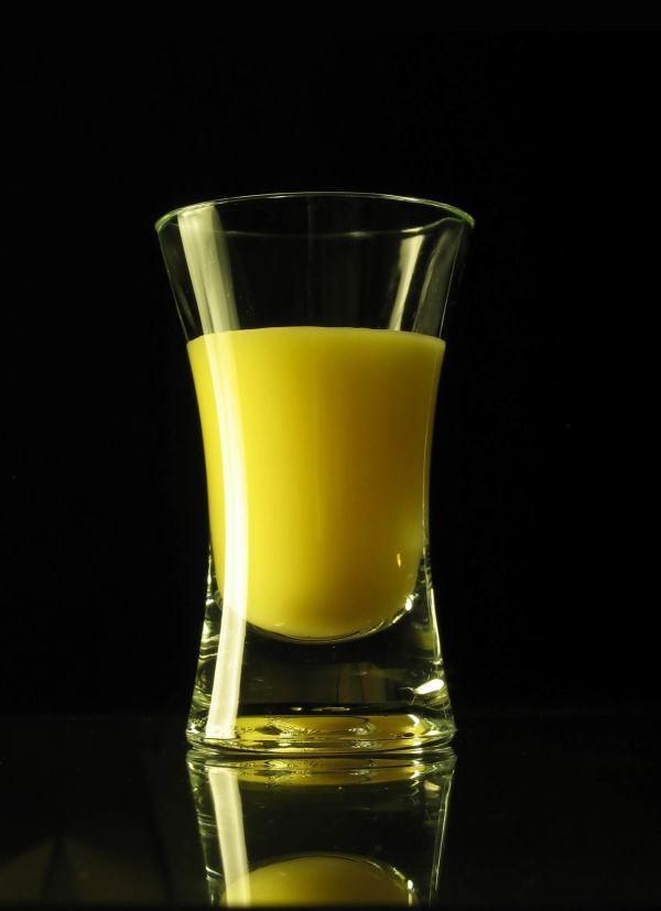 Medový vajcový likér II. |