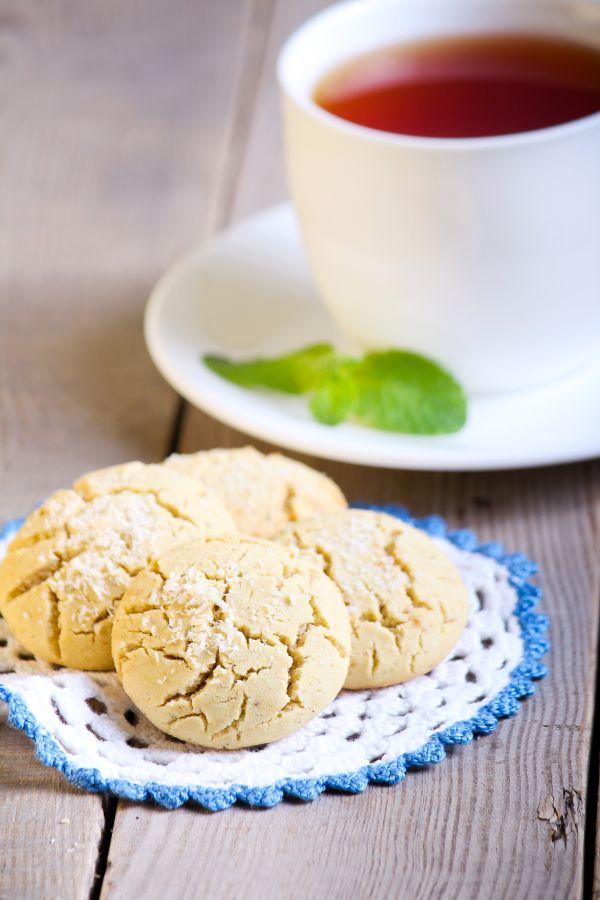 Citrónovo-kokosové sušienky |