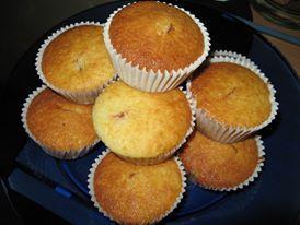 Ovocné muffiny |